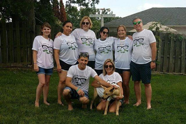 Staff BBQ - Eye Care - Edison & South Plainfield, NJ